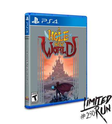 RESERVA A Hole New World PS4