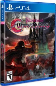 RESERVA Bloodstained Curse of the Moon PS4