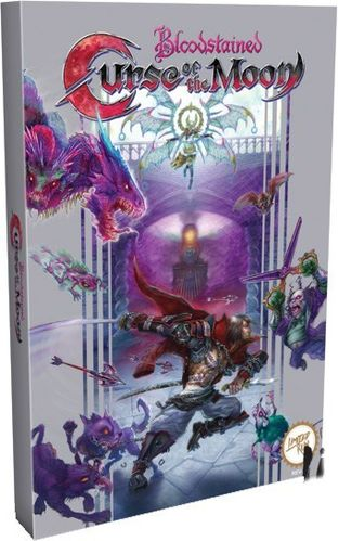 RESERVA Bloodstained Curse of the Moon Classic Edition PS4