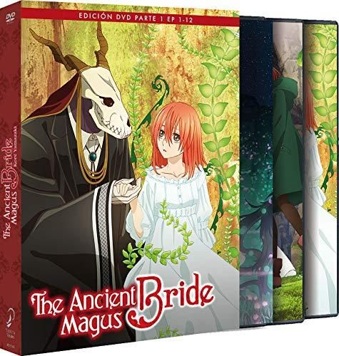 The Ancient Magus Bride Box 1 DVD