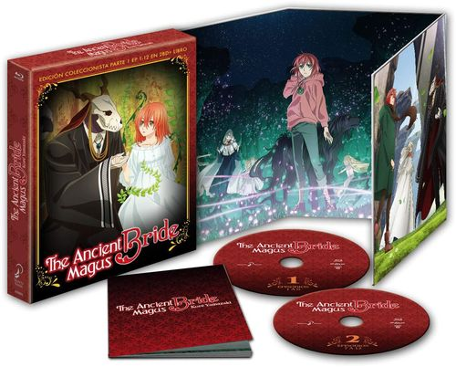 The Ancient Magus Bride Box 1 BR