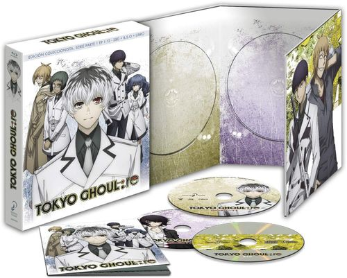 Tokyo Ghoul Re Box 1 BR