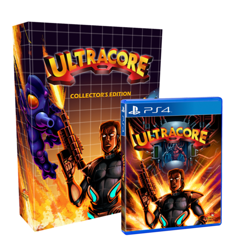 RESERVA Ultracore Collector's Edition PS4