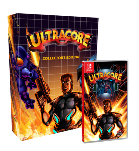RESERVA Ultracore Collector's Edition SWITCH