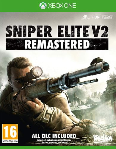 Sniper Elite V2: Remastered XBOX ONE