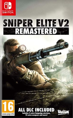 Sniper Elite V2: Remastered SWITCH