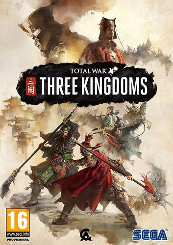 Total War: Three Kingdoms Edición Limitada PC