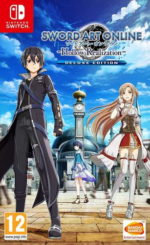 Sword Art Online Hollow Realization Edición Deluxe SWITCH