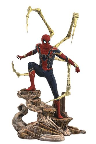 Figura Iron Spider-Man Infinity War Gallery