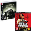 Fallout 3 + Red Dead Redemption Ps3