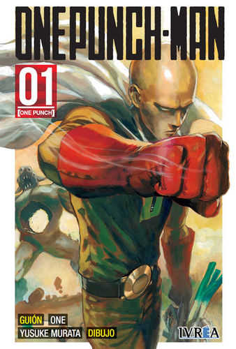 One Punch Man Nº1