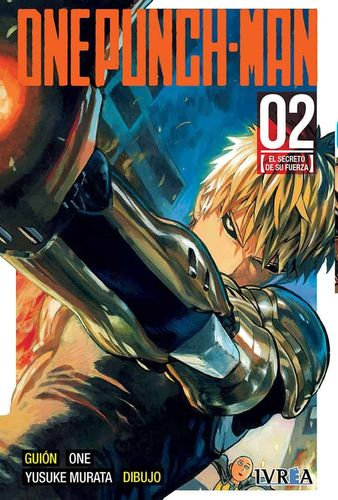 One Punch Man Nº2
