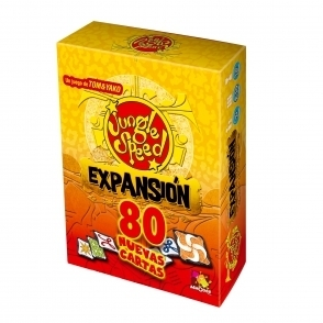 Jungle Speed Expansion 80 Cartas