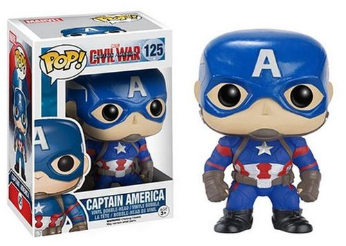 Funko POP Capitan America Civil War