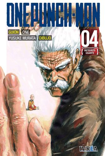 One Punch Man Nº4