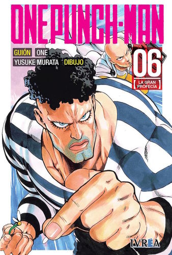 One Punch Man Nº6