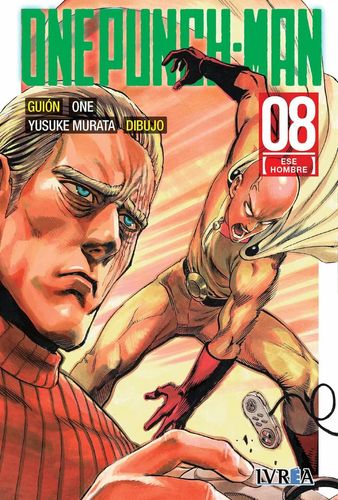 One Punch Man Nº8