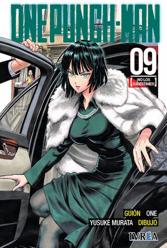 One Punch Man Nº9