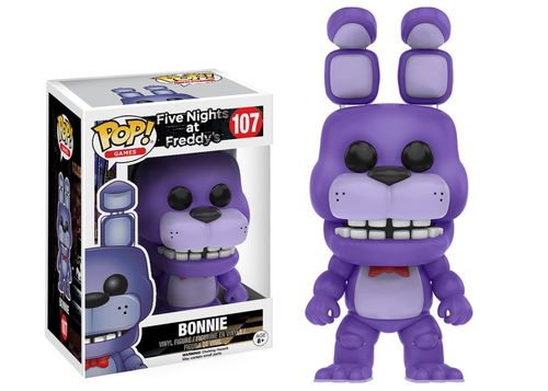 Funko Pop Bonnie Five Nights at Freddy's