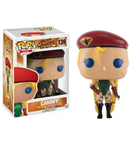 Funko POP Cammy