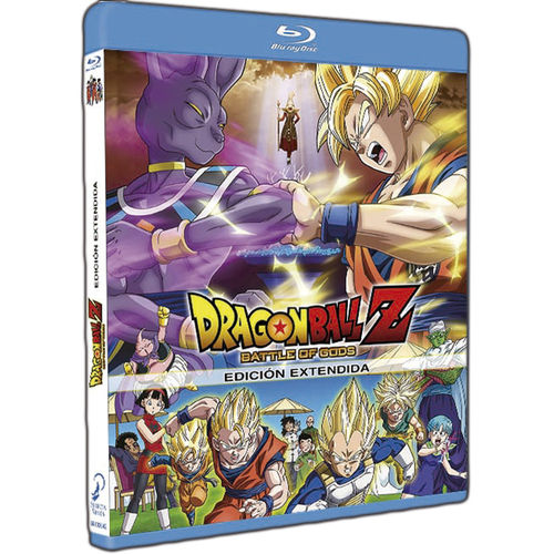 Dragon Ball Z Battle of Gods BR