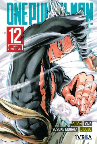 One Punch Man Nº12