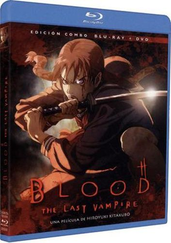 Blood The Last Vampire Combo BR + DVD