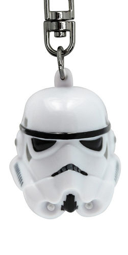 Llavero Trooper 3D Star Wars