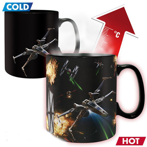 Taza Térmica Star Wars Space Battle
