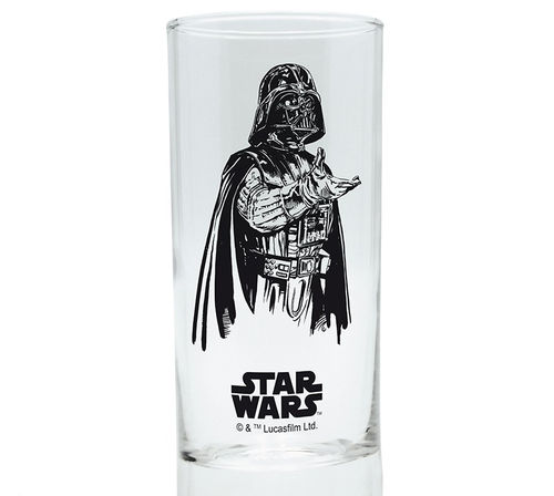 Vaso tubo Star Wars Darth Vader