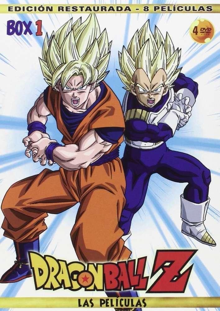 Películas Dragon Ball Z Dual Latino MEGA 4K