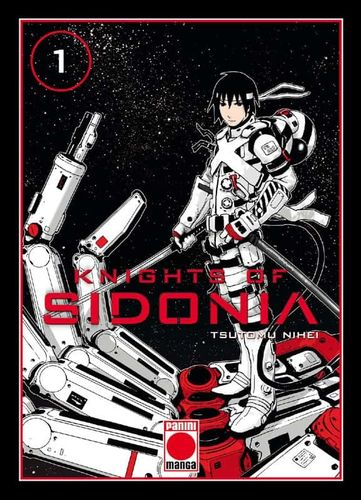 Knights of Sidonia Nº1