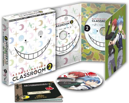 Assassination Classroom Temporada 2 Parte 1 BR