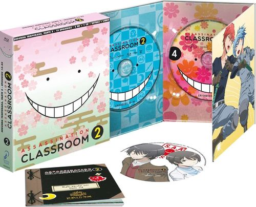 Assassination Classroom Temporada 2 Parte 2 BR