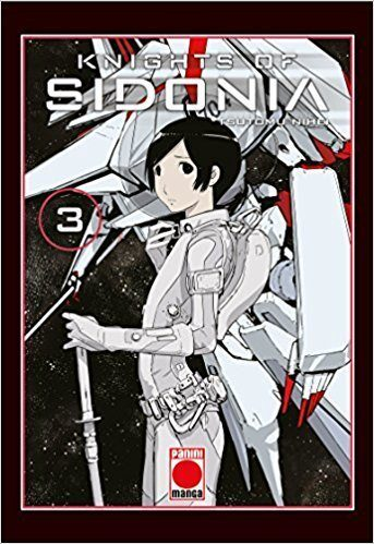 Knights of Sidonia Nº3