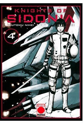 Knights of Sidonia Nº4