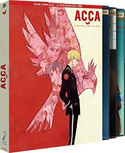 Acca DVD