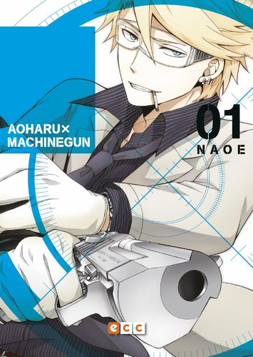 Aoharu x Machinegun Nº1