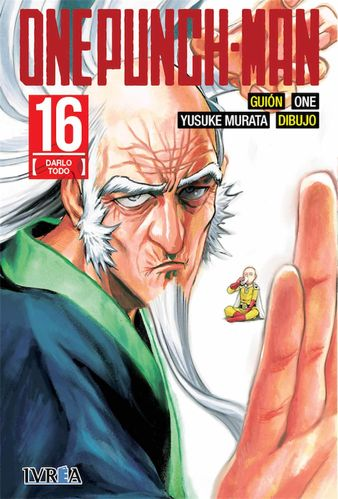 One Punch Man Nº16