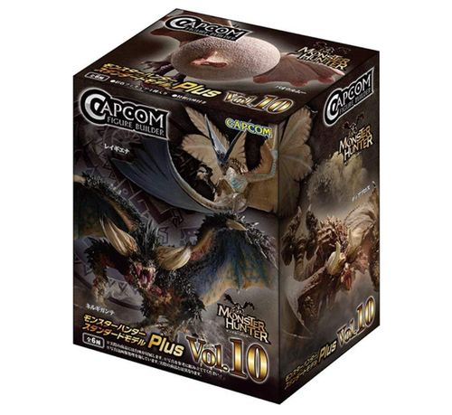 Minifigura Monster Hunter Plus Vol.10