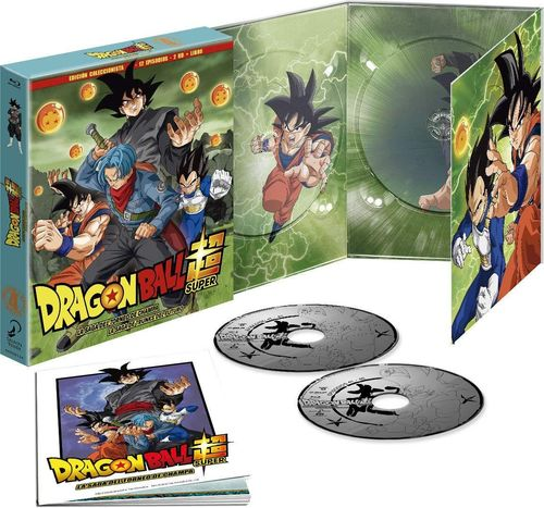 Dragon Ball Super Volumen 4 BR