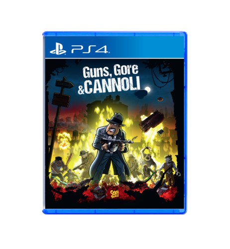 Guns, Gore and Cannoli PS4