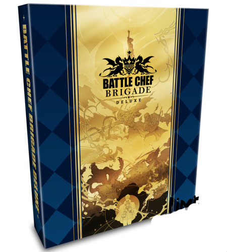 Battle Chef Brigade Brigadier Edition PS4