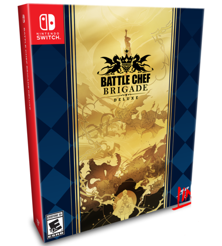 Battle Chef Brigade Brigadier Edition SWITCH