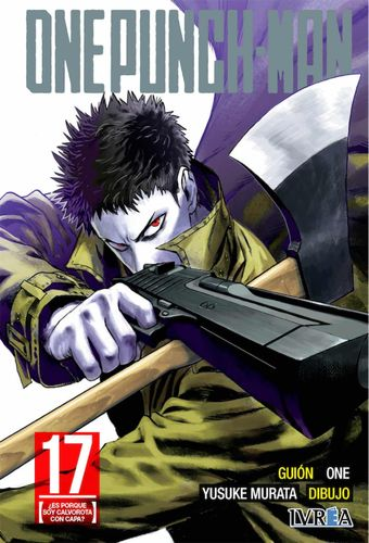 One Punch Man Nº17