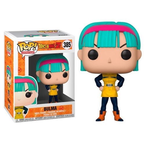 Funko Pop Bulma 385 (Dragon Ball)