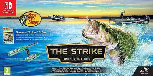 Bass Pro Ship - The Strike Championship Edition SWITCH