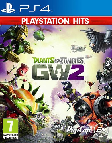 Plants VS Zombies GW2 PlayStation Hits PS4