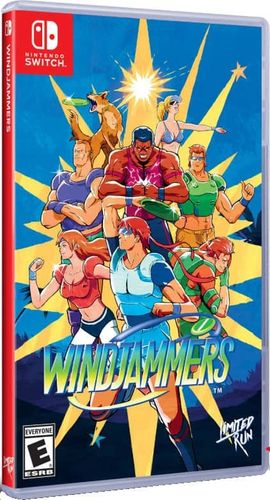 Windjammers SWITCH