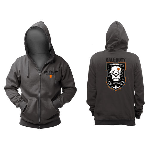 Sudadera Capucha  patch COD: Black Ops 4